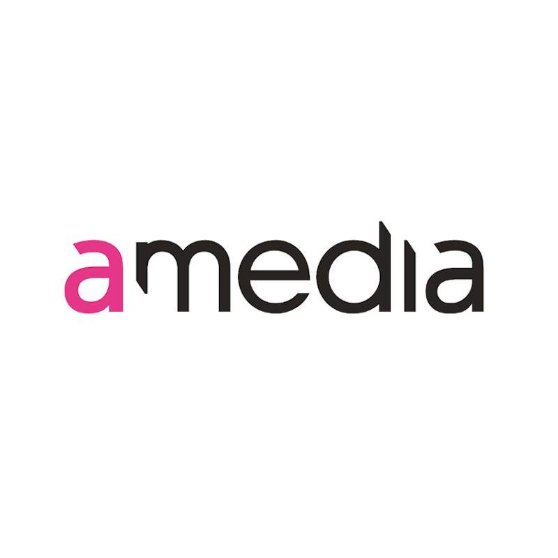 Logo of Amedia