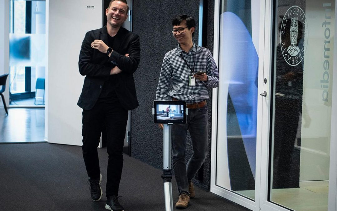 Opening of SFI MediaFutures