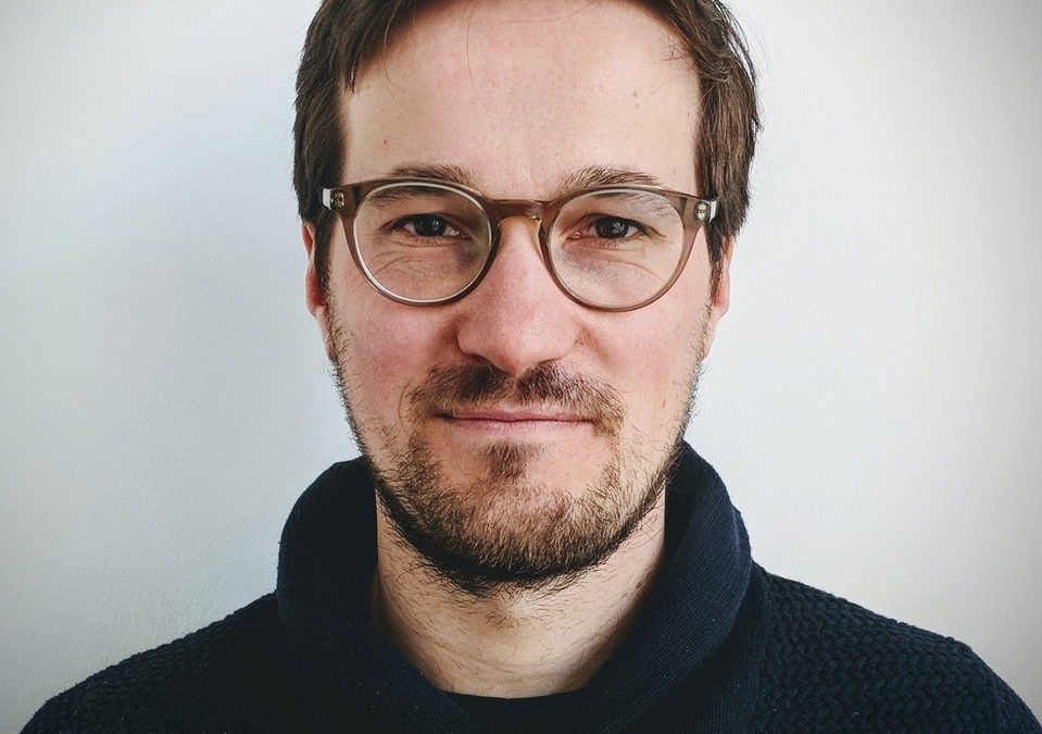 Seminar: Reflections of Ourselves – Mobile Psychological Assessment with Smartphones. Clemens Stachl, Stanford University