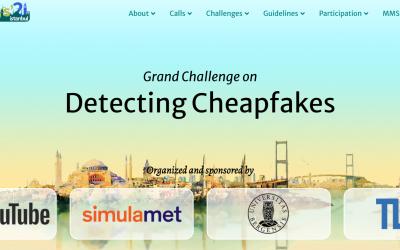 Grand Challenge on Cheapfakes Detection