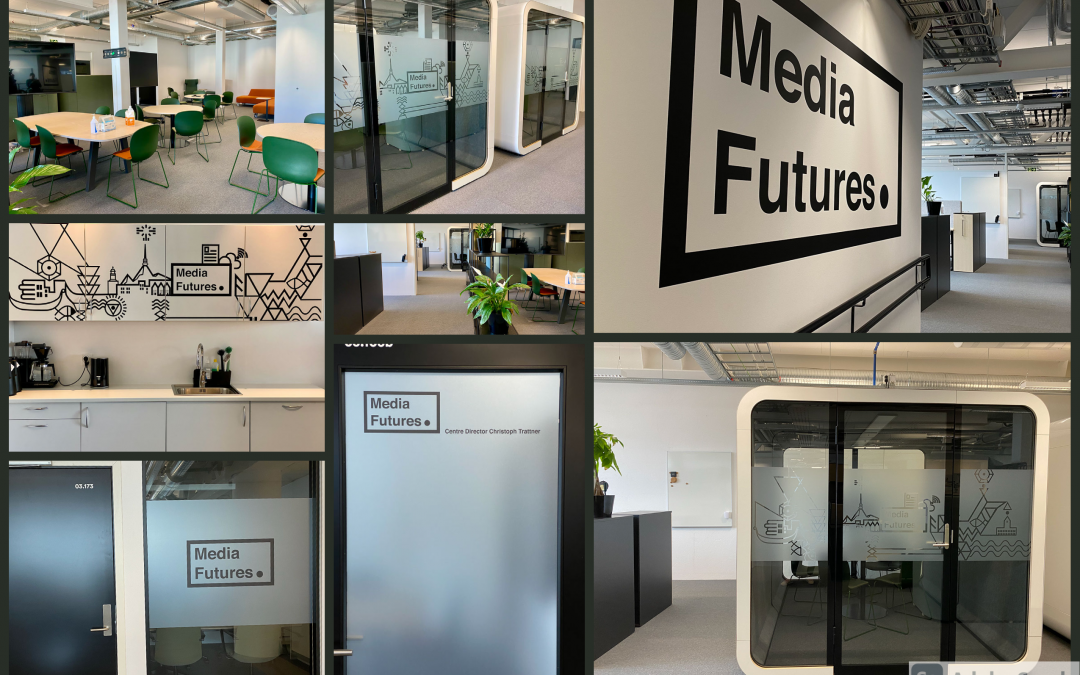 Welcome to the MediaFutures office space!