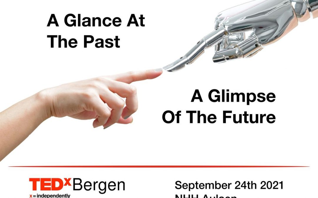 TEDx Bergen 24 September with MediaFutures Researcher Dr. Erik Knudsen: 'The promise and perils of algorithmic news recommenders'